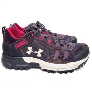 Under Armour Low Hiking Shoe Women's Size 7
